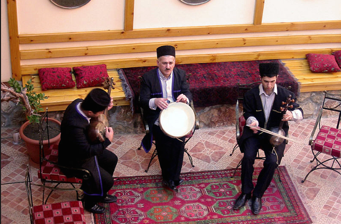 Тата Гавришева. Музыкальная культура Дагестана