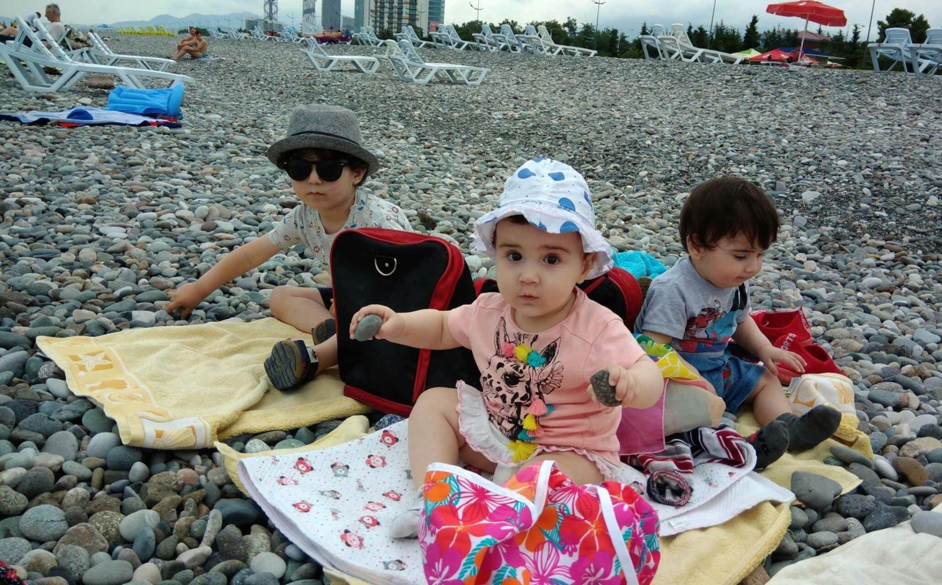 Дети Вагана Шахбазяна