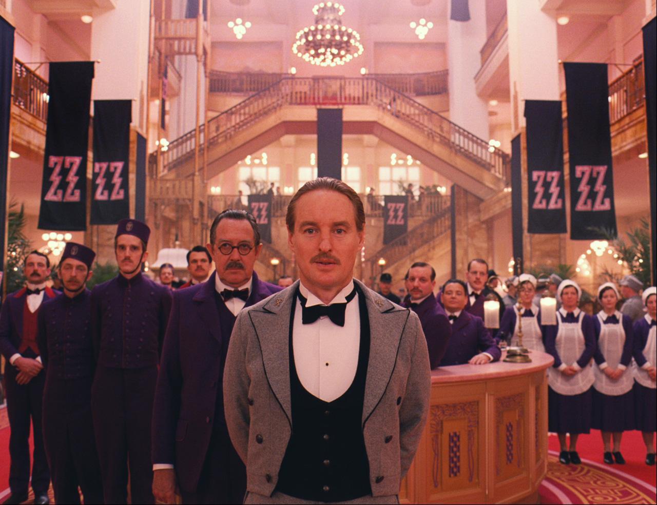 """Кадр из фильма """"Отель «Гранд Будапешт»"""""""