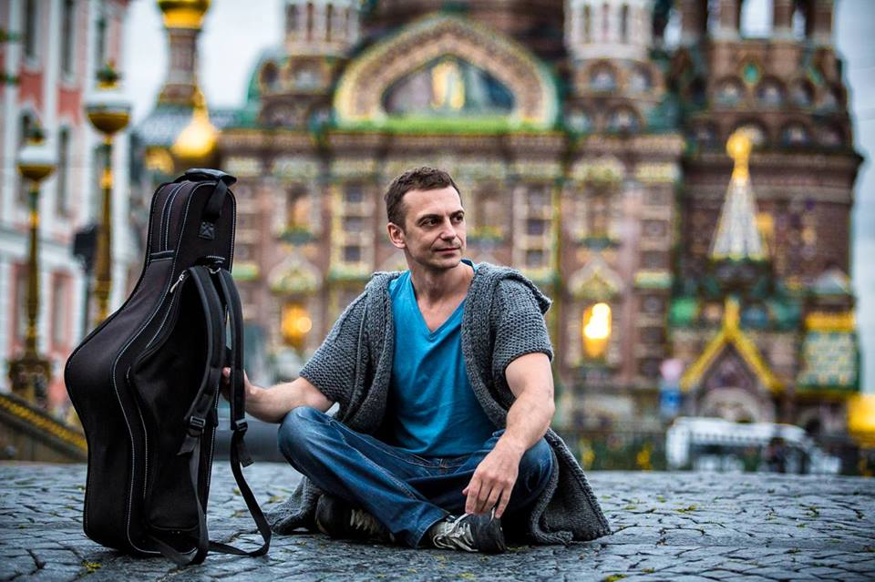 Влад Колчин. Петербург и музыка