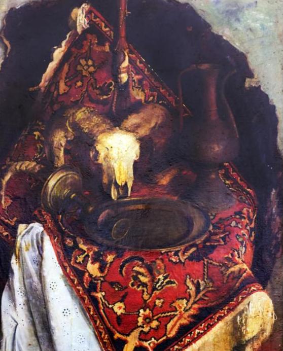 Тата Гавришева. Ингушетия через призму культурыи искусства