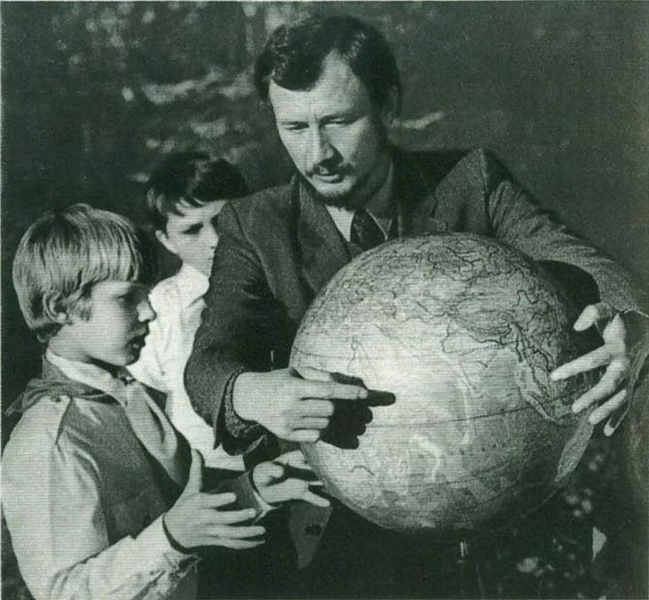 Анатолий Юницкий в детстве