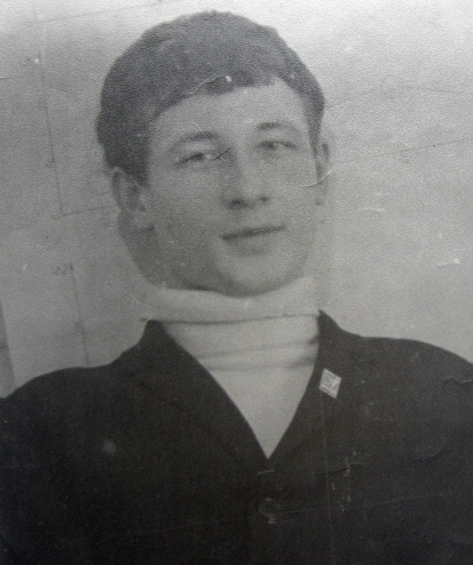 Анатолий Юницкий в молодости