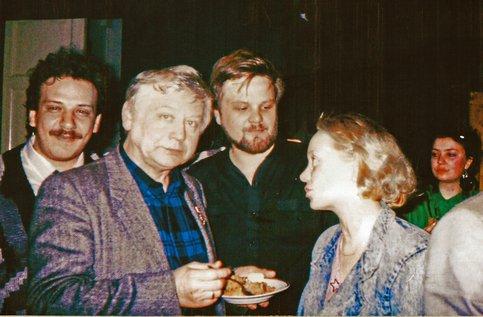 Дмитрий Гройсман. фото из личного архива