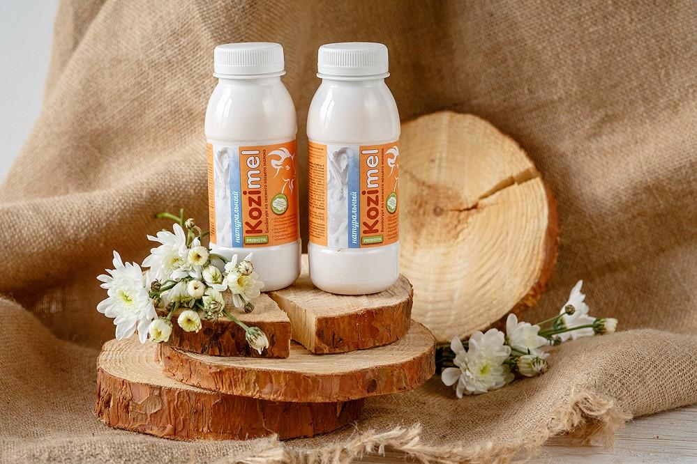 """Биойогурт """"Козимель"""" из козьего молока с пребиотиками"""
