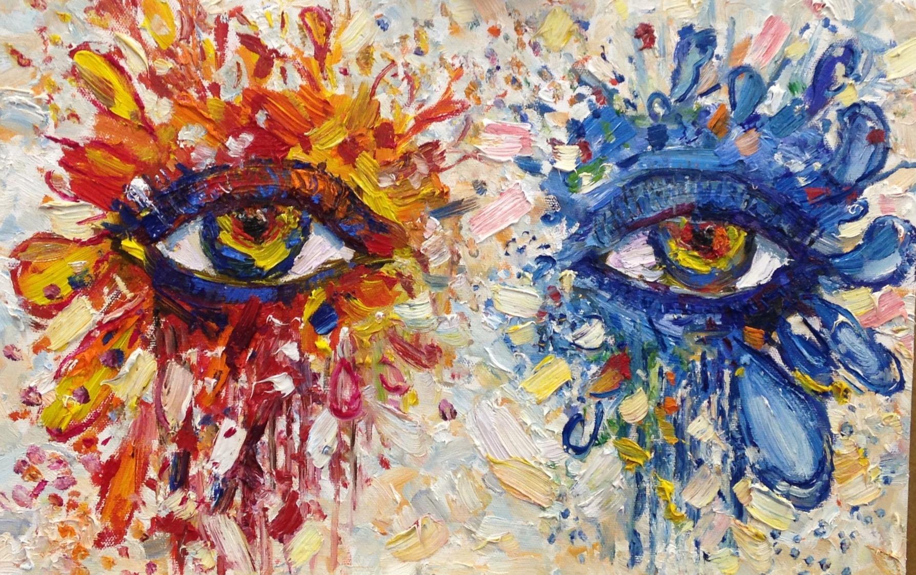 художник Екатерина Егорова