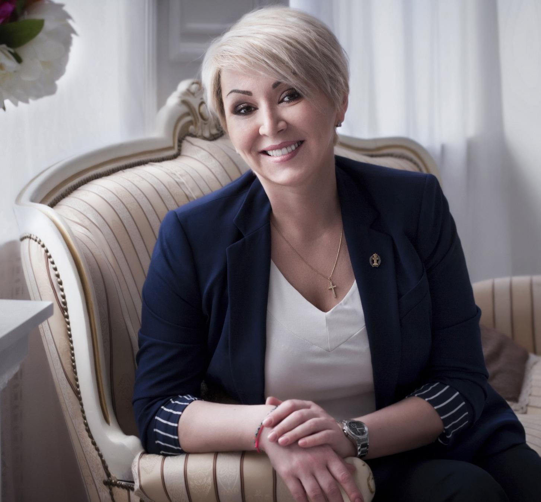 Ольга Сверчкова. Адвокат